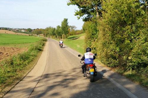 Motorrijbewijspoint Brabant examengarantie