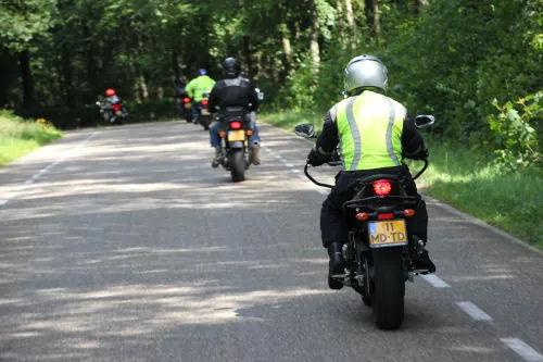 Motorrijbewijspoint Brabant motor lesplan
